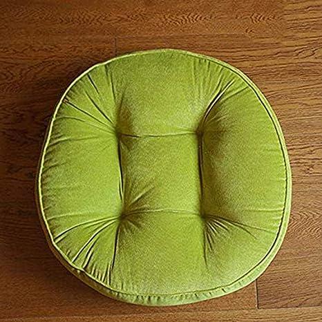 Amazon.com: YouNB Thick Futon Yoga Mat Cushion Large Round ...