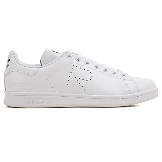 adidas by Raf Simons Stan Smith Leather Sneakers White Men