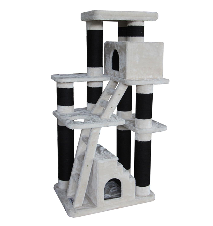 lemio kratzbaum brillant katzenbaum 15cm dicke sisalst mme 60 kg sehr stabil. Black Bedroom Furniture Sets. Home Design Ideas