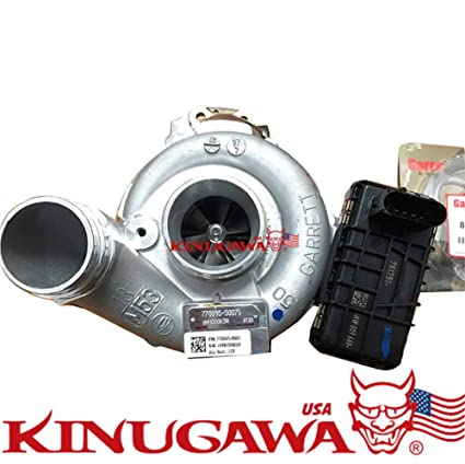 Genuine Garrett Turbocharger 770895-5008S Fit Mercedes C320 3.0D 07~ OM642