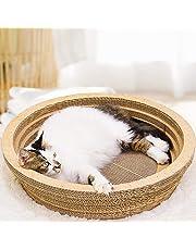 Waroomss Griffoirs pour chats, Chat Griffoirs, Carton Ondulé pour Chat, Chat  Planche à 00e3b0f216ae
