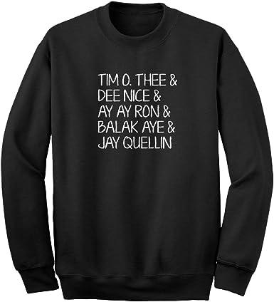Thee /& Dee Nice /& Ay Ay Ron /& Balak Aye /& Jay Quellin Kids T-Shirt Tim O