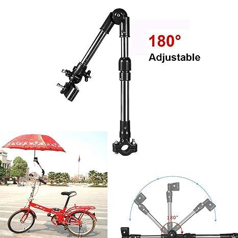 ZXGQF Soporte para paraguas para bicicleta, Soporte De Conector ...