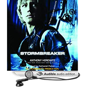 Stormbreaker (Alex Rider Adventures) Anthony Horowitz and Nathaniel Parker