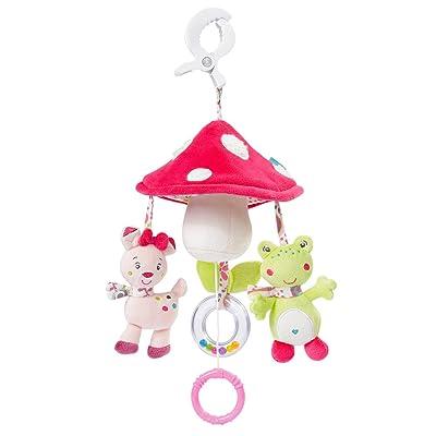 BabySun Les Coquettes Mini Mobile Musical Champignon
