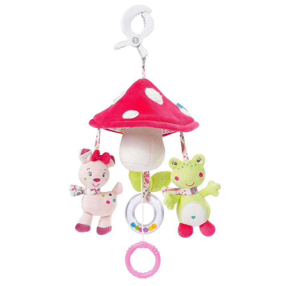 BabySun - 76530 - Les Coquettes Mini Mobile Musical Champignon
