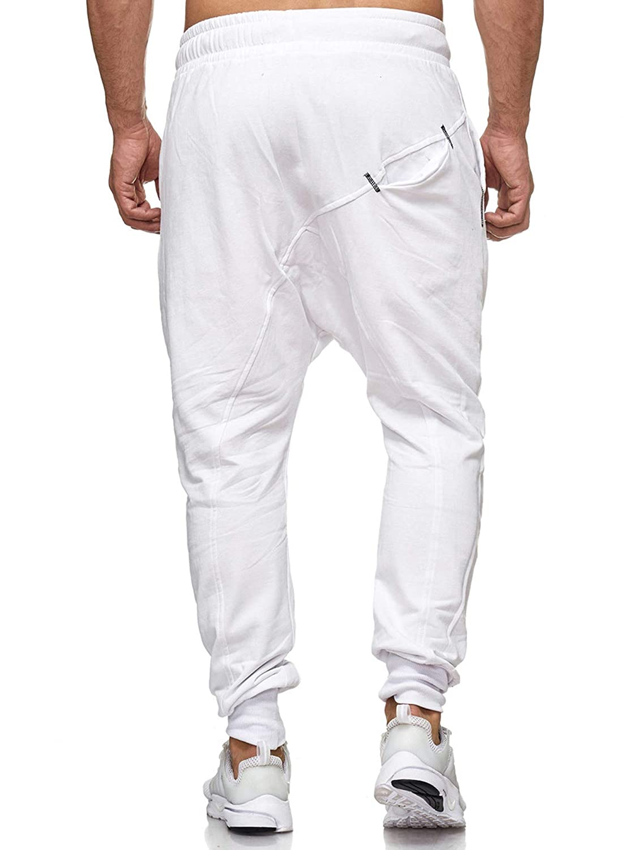 Uomo Harem Tazzio Pantaloni Sportivi