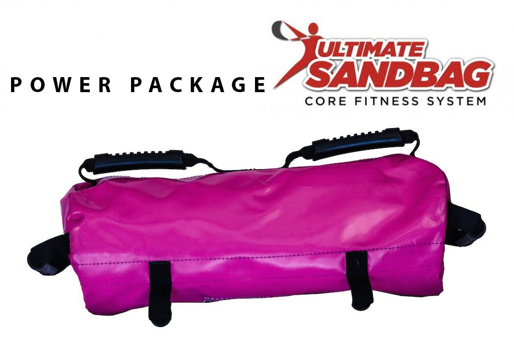 The Ultimate Sandbag Pink Power Package by Ultimate Sandbag Training (Image #2)