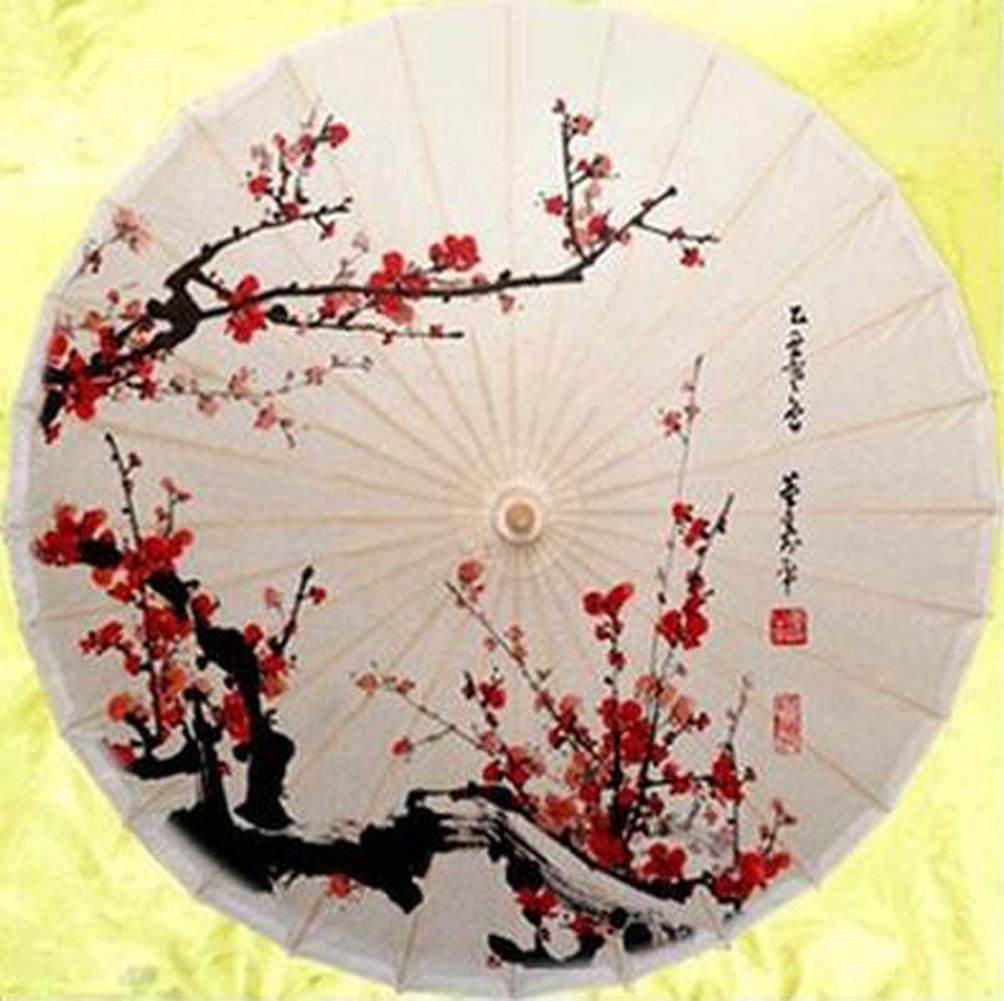 薩牧徳踊り傘和傘漫画コスプレ道具装飾用日傘晴雨兼用傘 (スタイル4 ) B01FDFLLAE スタイル4 スタイル4