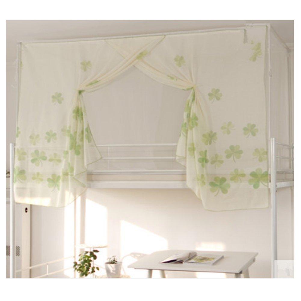 LSS Moskitonetz Schlafsaal Studentenbett Vorhang Top-Shop Etagenbett Nette Prinzessin Verschlüsselung Doppelbett Netze