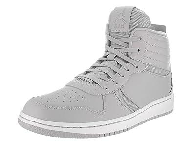 detailing 2e7c5 a29e2 Chaussures De Sport NIKE JORDAN HERITAGE Pour Homme - Gris - Taille 46 EU