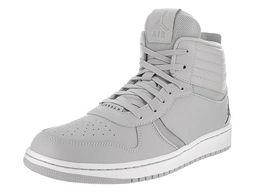 design de qualité 53a8b 71516 Chaussures De Sport NIKE JORDAN HERITAGE Pour Homme - Gris ...