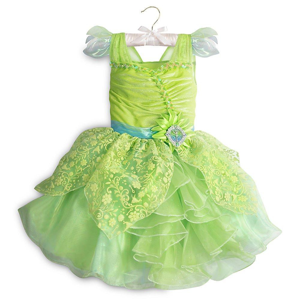 Amazon.com: Disney Tinker Bell Costume for Kids: Clothing