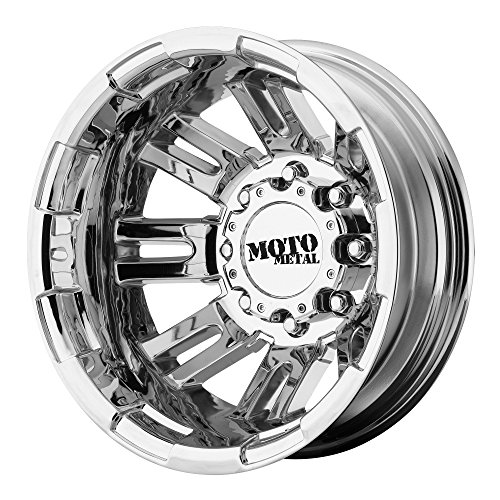 MOTO METAL MO963 DUALLY PVD DUALLY  MO963 DUALLY 16x6 8x170.