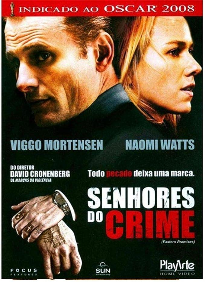 Senhores Do Crime - Dvd | Amazon.com.br