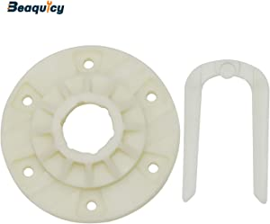 W10528947 Washer Basket Driven Hub Kit by Beaquicy - Replacement for Whirlpool Washing Machine
