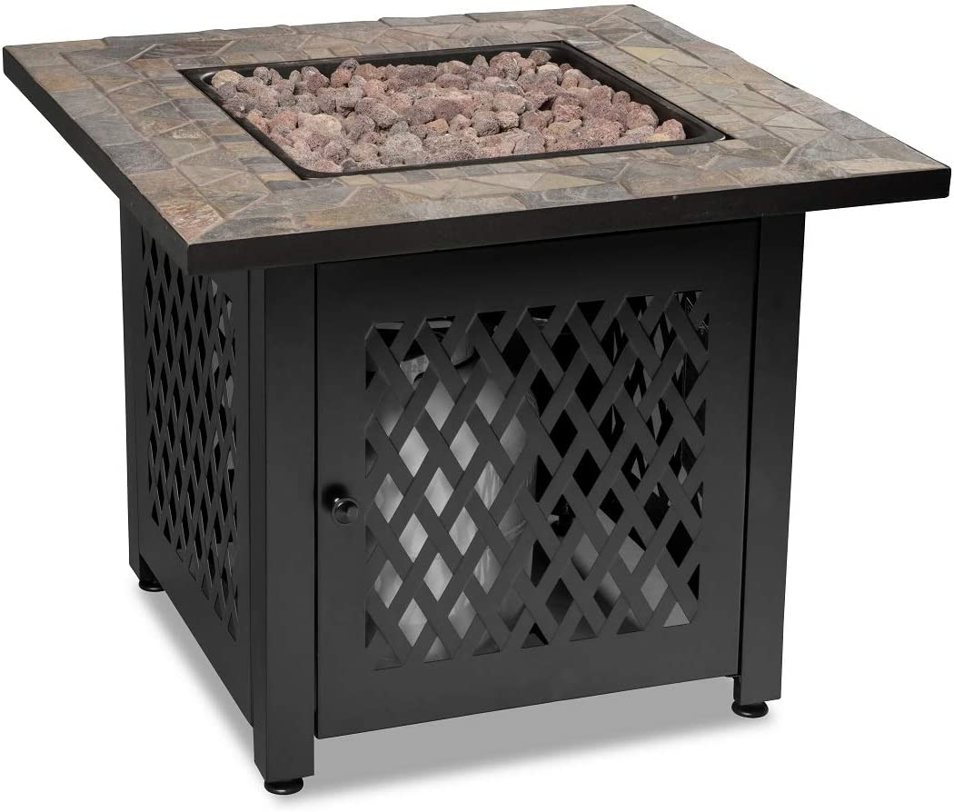 Endless Summer GAD1429SP Fire Table Outdoor use, Liquid Propane Gas only