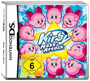 Nintendo Kirby Mass Attack - Juego