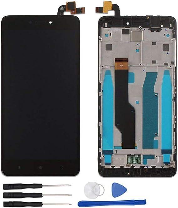 soliocial Asamblea Pantalla LCD Pantalla Táctil Vidrio para Xiaomi ...
