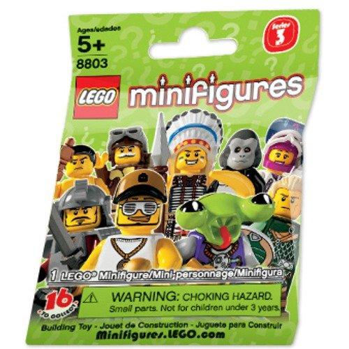 LEGO Minifigure Collection Mystery Random
