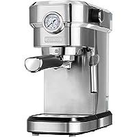 MPM MKW-08M Express koffiezetapparaat, 20 bar, voor espresso, cappuccino en latte, verstuiver voor het opschuimen van…