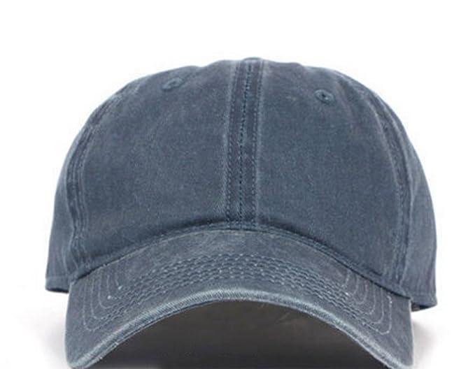 Outflower Fácil de Limpiar Pato de Algodón Lengüeta Sombrero de Las Señoras  de los Hombres Simples Gorra de Béisbol Gorra Visera de Escalada ( 3)  ... 3a93c39f0bc
