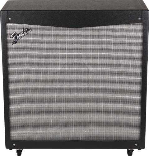 Fender Mustang V 412 Extension Cabinet (V.2) 200-Watt, 4×12-Inch Speakers