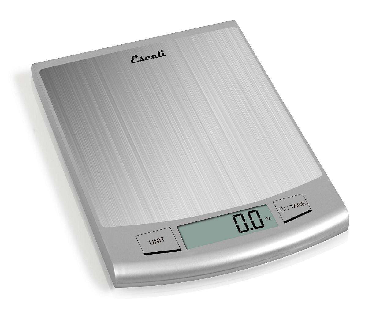Escali 2210S Passo High Capacity Digital Scale-22 Pound/10 Kilogram