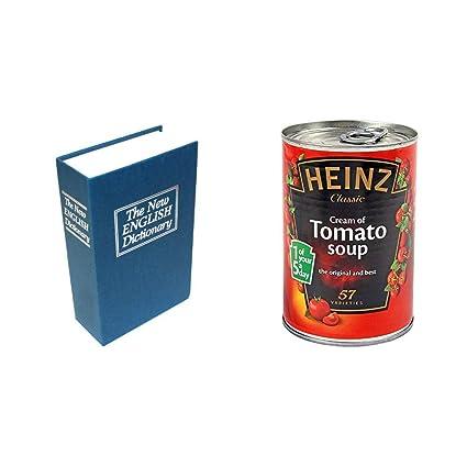 Sterling 201HT SafeCan Heinz Tomato Soup-Secret Stash Hidden Storage One Size