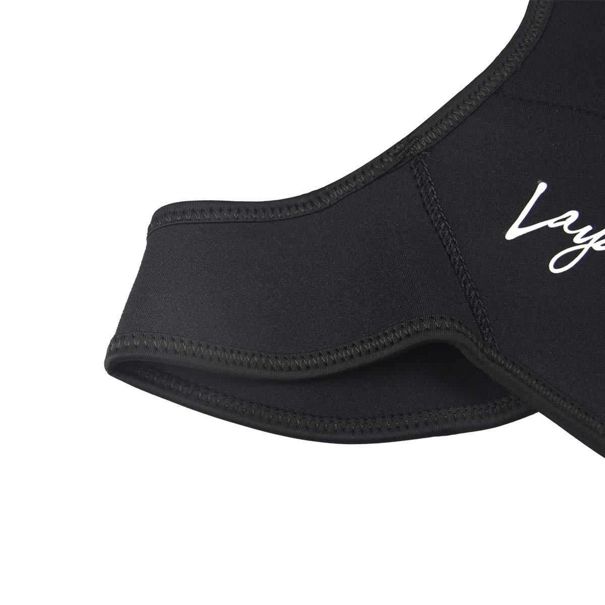 Layatone Weight Vest Men 2mm//3mm Neoprene Diving Vest Fitness Running Training Vest Gym Walking Weights Vest with Adjustable Straps Sport Weighted Vest Women