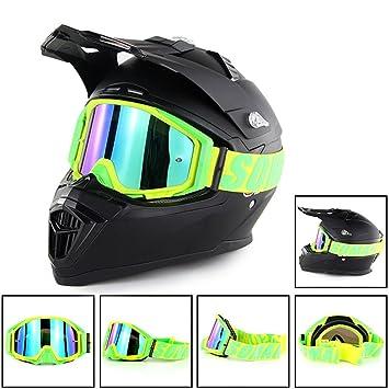 Gafas de Bicicleta Prueba de Polvo Gafas Sol Deportivas Polarizadas esquí al Aire Libre Motocicleta de