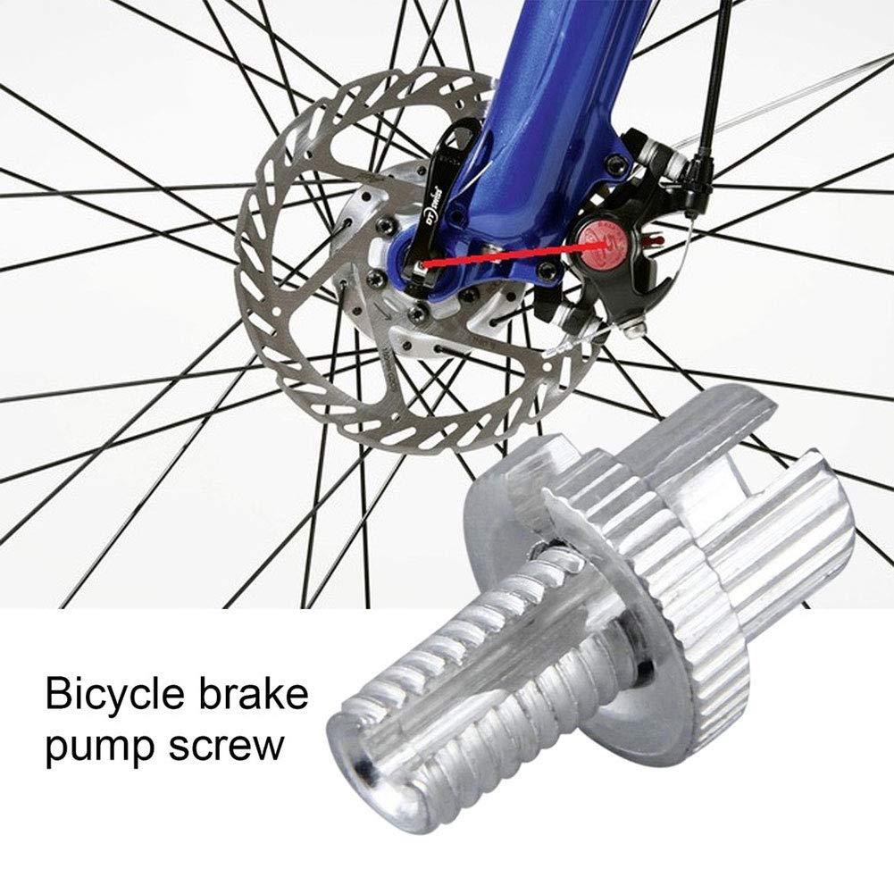 mdxmai Cavo Freno Regolatore di Alluminio del Freno del Cavo del Freno a Vite Leve di Frizione per Il Motociclo Metric Regolare