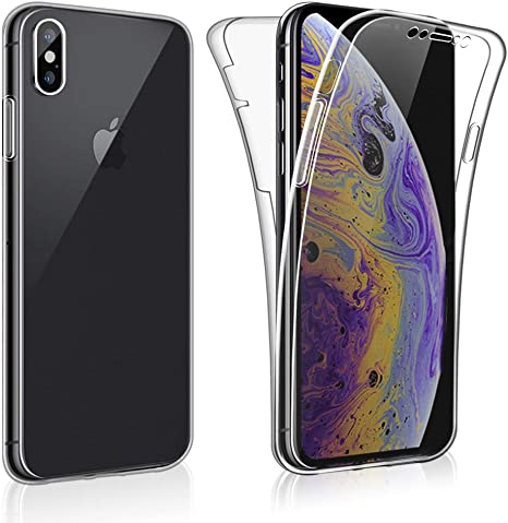 cover iphone xs max 360