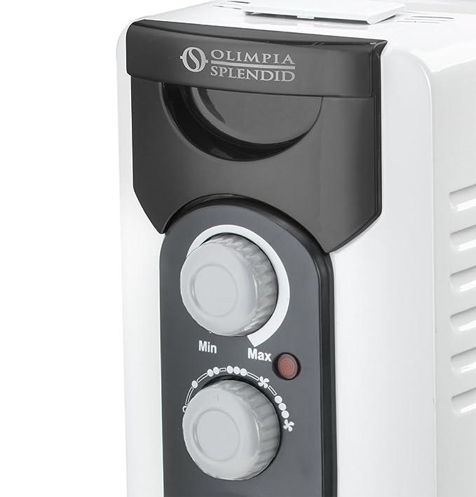 Olimpia Splendid CaldoRad 9 - Calefactor, 230V, 50 Hz, color blanco: Amazon.es: Hogar