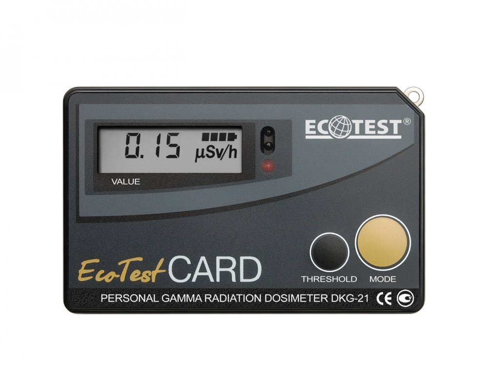 Ecotest Card