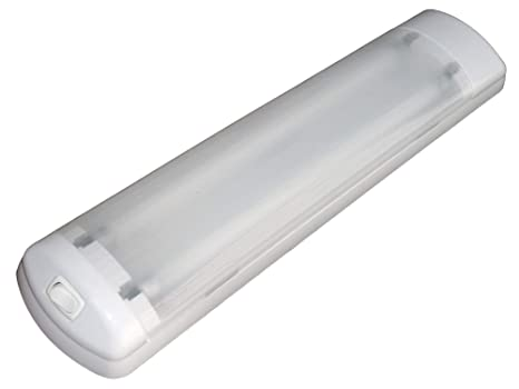 Amazon.com: Five Oceans Dual Fluorescent Light Fixture FO-2202 ...