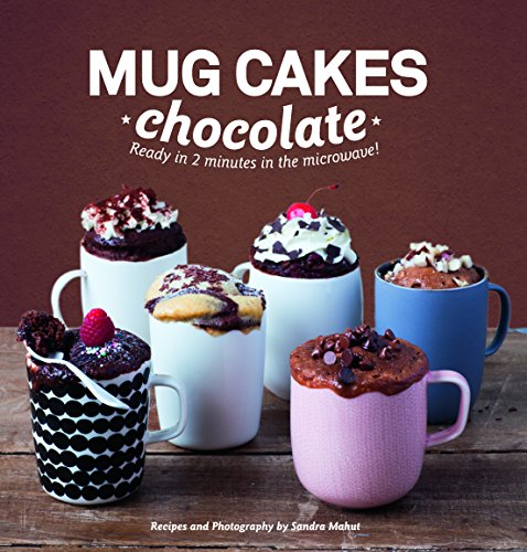 Mug Cakes Chocolate: Ready in Two Minutes in the Microwave