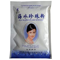 200g Pure Seawater Pearl Powder Facial Whitening Detoxifying Moisturize Natural...