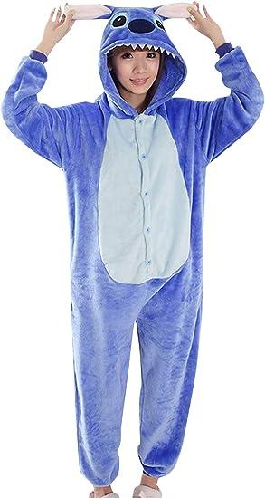 EOZY Pijamas/Disfraz De Animales para Mujer Hombre Adulto Animales ...