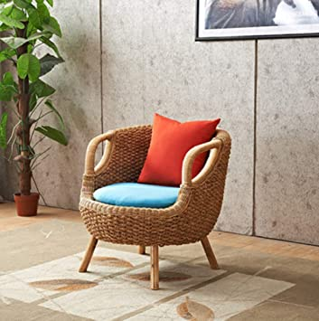 GTFHUH Ensembles de Jardin chaises en rotin + 1 Ensembles de ...