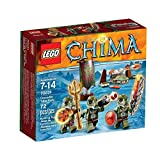 "Lego Cima Tribe pack ""crocodile group"" 70 231"