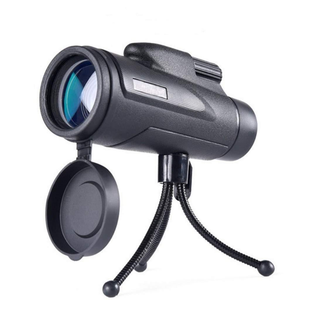 Eroswj 12×50 単眼鏡 望遠鏡 大型接眼レンズ HD 高解像度 アウトドア 格納式 ポータブル 単眼鏡 バードウォッチング 観光 スポーツウォッチング   B07QYY7VZX