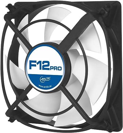 ARCTIC F12 Pro - Ventilador Portátil de Caja Antivibración de 120 ...