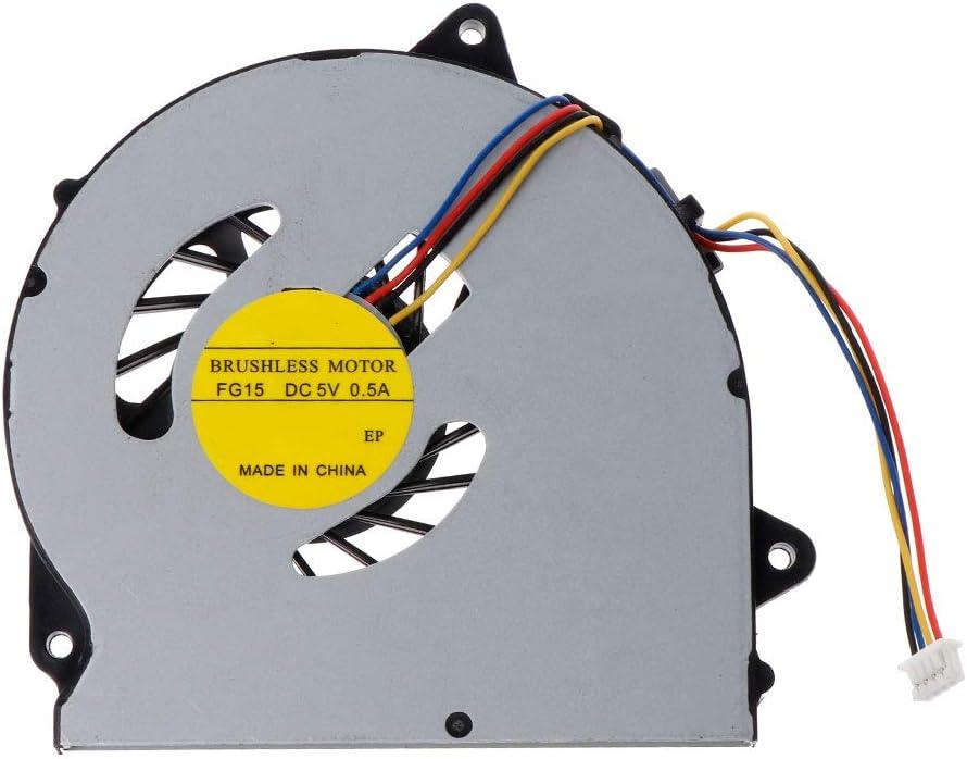Ventola di Raffreddamento per Computer Portatile Lenovo Ideapad G40 G50 G40-70 G40-30 G40-45 G50-30 G50-45 G50-70 G50-70AT G50-70MA G50-75MA G50-80 Z50 Z50-70 Z40-70 BASSK
