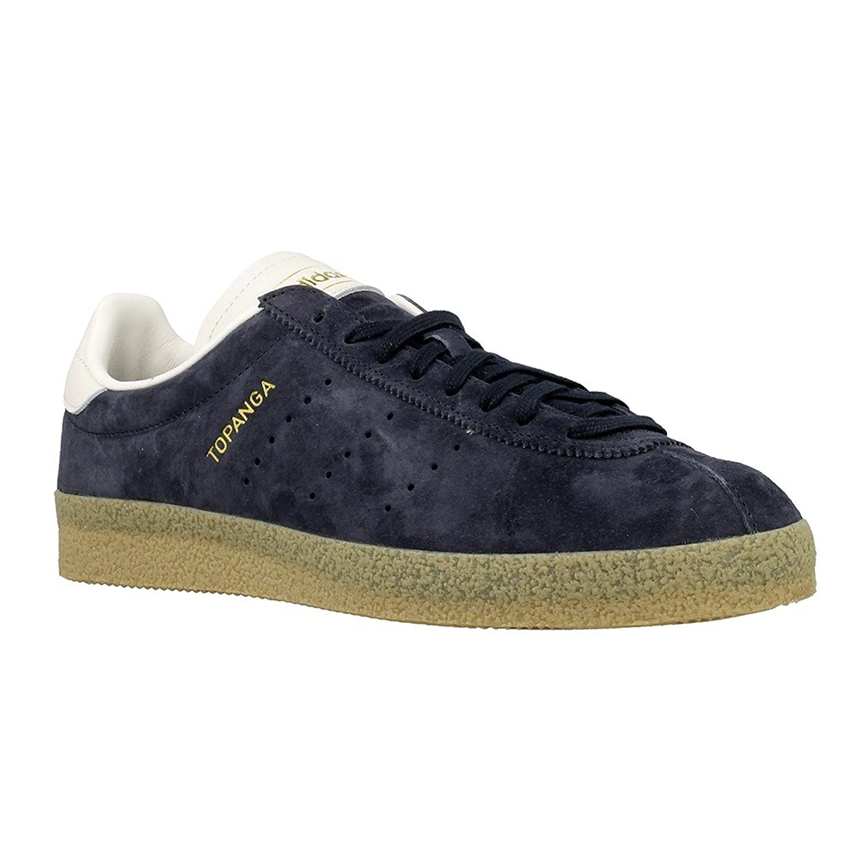 Adidas Topanga Clean S80072 nero scarpe basse