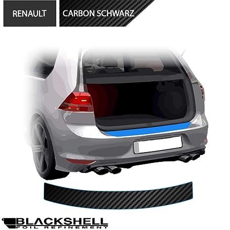 RENAULT MEGANE 4 Grandtour  Ladekantenschutz Lackschutzfolie Carbon 3D 10154 NEU