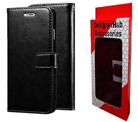 new style 52059 05df3 Designer Hub Redmi 6 Pro/Mi 6 Pro Flip Flap Cover Case: Amazon.in ...