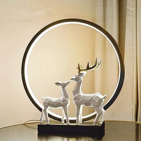 Camera Matrimoniale In Regalo.Mlshlf Lamp Lampada Da Tavolo Moderna For Camera Da Letto