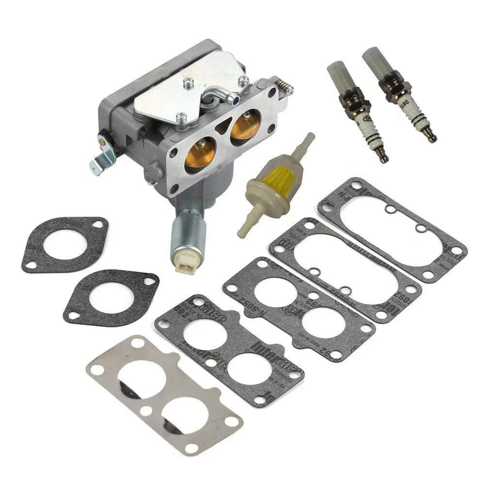 CrystalB Accesorio de carburador Briggs & Stratton 791230 ...