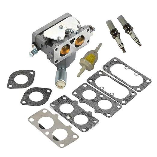 CrystalB Accesorio de carburador Briggs & Stratton 791230 699709 ...